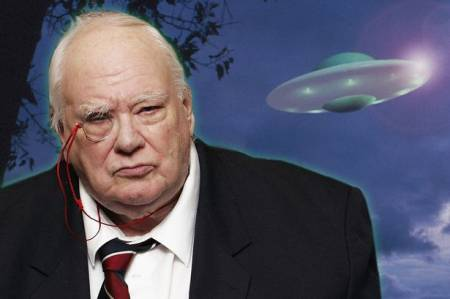 Moore was one of the foremost UFO-sceptics