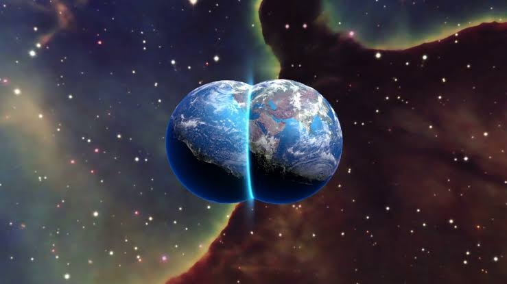 Parallel World Can Be Hidden Inside The Earth