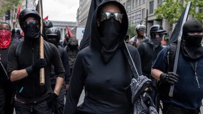 Counterterrorism Expert: 'Goal of Antifa Is to Overthrow the Governmen