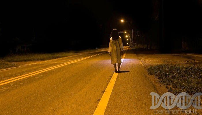 The White Lady Ghost Of The Balete Drive