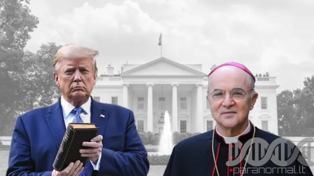 Archbishop Viganò Sends Powerful Letter to President Trump