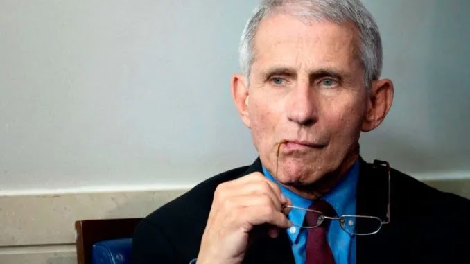 Fauci Says 'Science Is Truth' But Americans Don't Beleive It