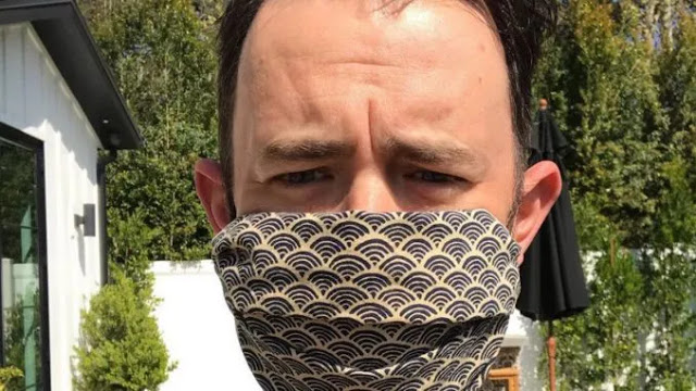 Tom Hanks Has Again Blasted Americans Who Don't Wear Masks