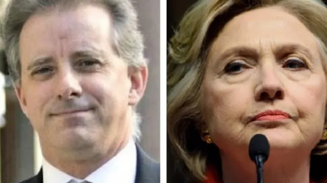 Ex MI6 Spy Christopher Steele Told FBI Clinton Knew He Was Compiling T