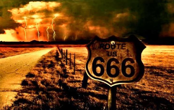 Devil's Highway: The Ghosts And Legends Of Highway 666