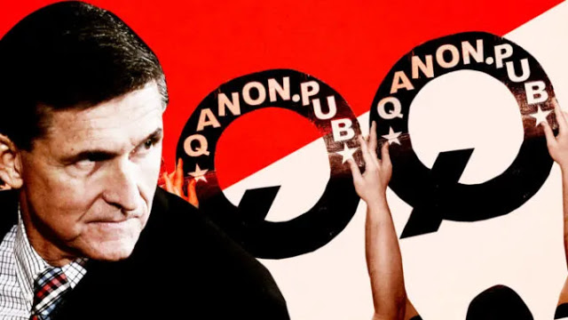 General Michael Flynn Appeared To Make Pledge To QAnon In July 4 Video