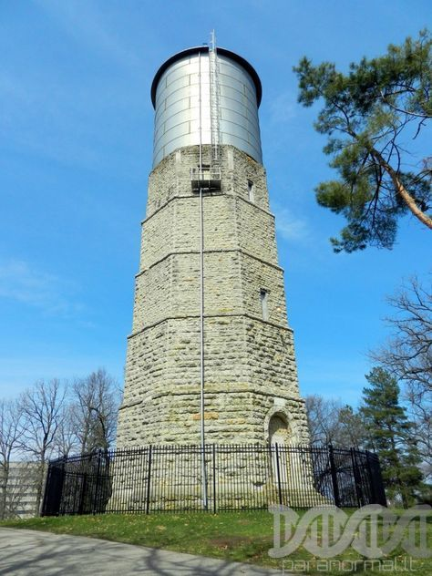 This historic water tower has a connection to the Witches Legend