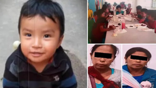 Search For Kidnapped Toddler Leads Mexican Police To House Hiding 23