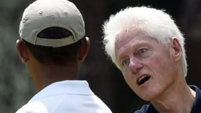Bill Clinton Visited 'Pedo Island' Because He Owed Jeffrey Epstein
