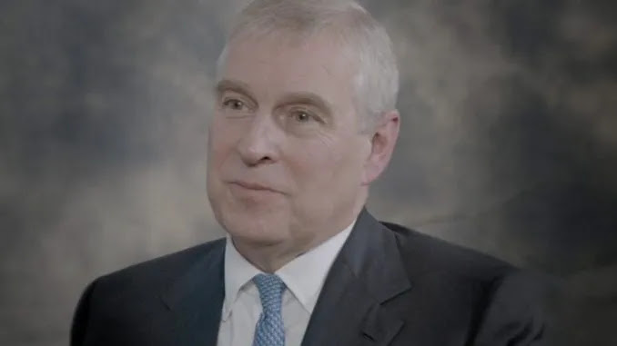 Prince Andrew Lobbied US Govt For 'Favourable'Plea Deal For Epstein
