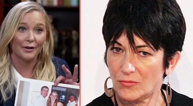 Virginia Roberts Blasts Ghislaine Maxwell In Scathing Tweet