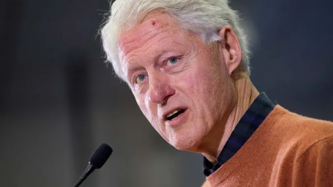 'Bill Clinton Is A Pedo' Trends At No.1 On Twitter As Two Eyewitnesses