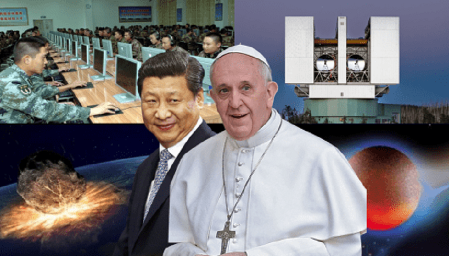 Vatican allegedly hacked by China ahead of key talks
