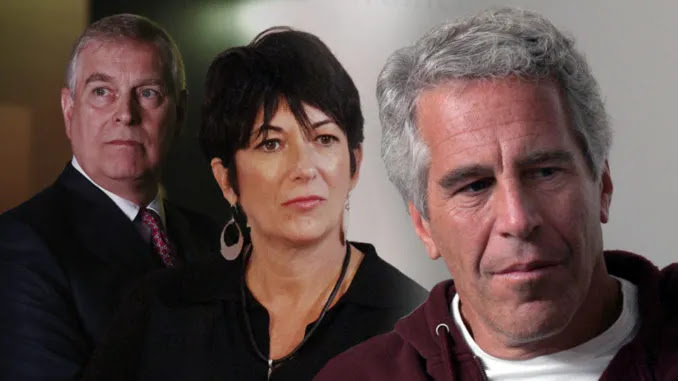Epstein Forced Underage Girl To Have Sex With Prince Andrew In Order