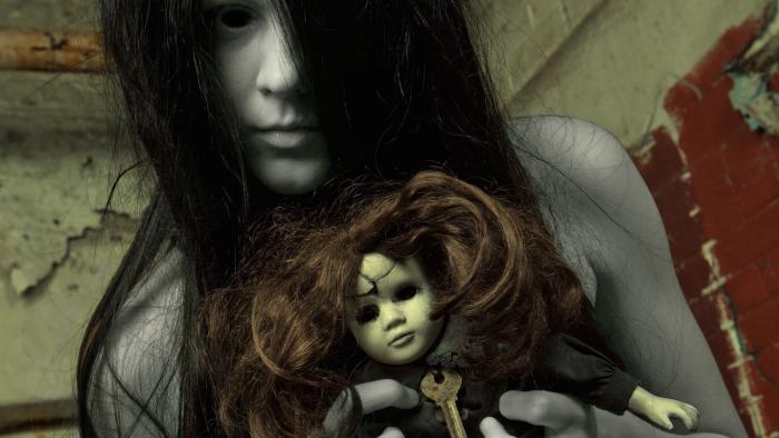 A Creepy Haunted Doll That Aged, and One with Growing Hair