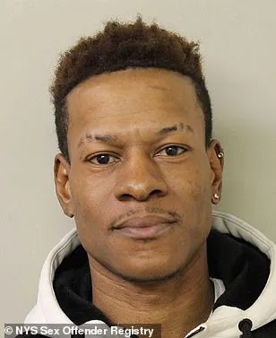 Convicted pedophile Devron Vernal, currently listed as living at the B