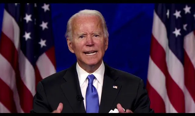 Joe Biden Faces Allegations Of Plagiarism Over DNC Speech