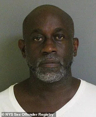 Anderson Stuckey, 51, a sexually violent offender