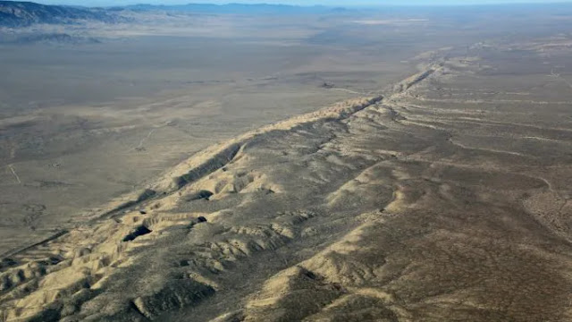 Swarm of Subsea Earthquakes Sparks Concern About The San Andreas Fault