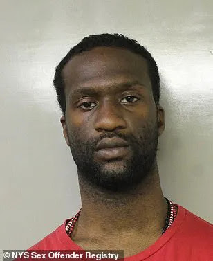 Jonathan Evans, 29, a sexually violent offender convicted in 2010