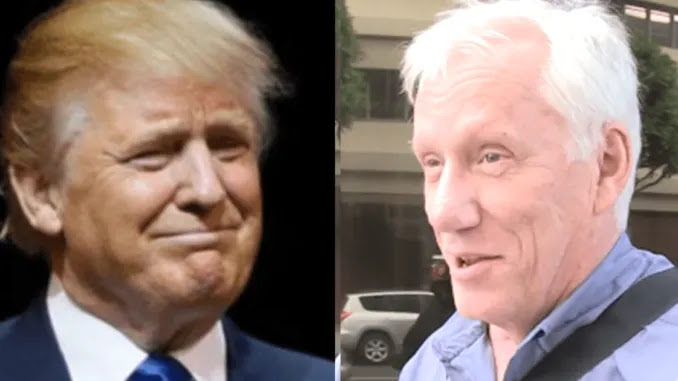 James Woods Calls President Trump The 'Last Stand' For America