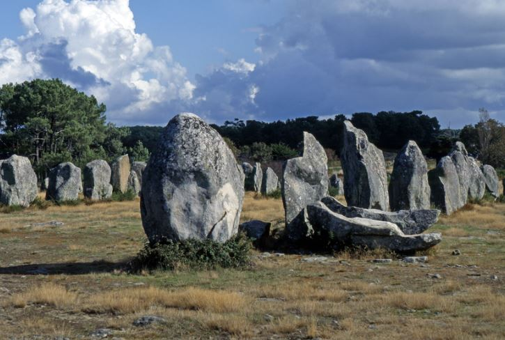 Forest Of Stones: The Mysterious Carnac Stones Of France