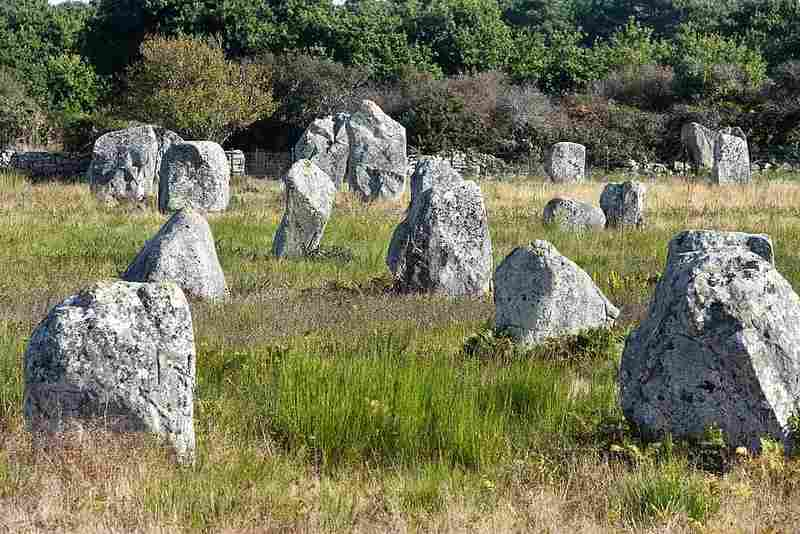 Forest Of Stones, France, Ancient Mysteries, Unexplained