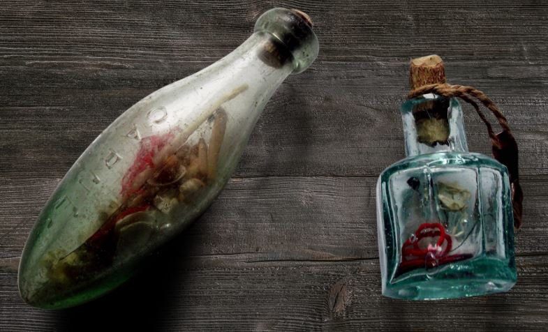 Witch Bottles: How To Make An Ancient Magick Protection