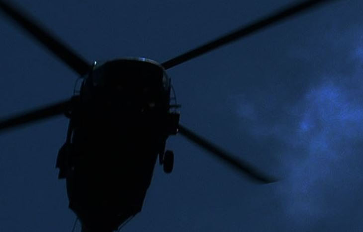 The Mysterious Black Helicopter Phenomenon