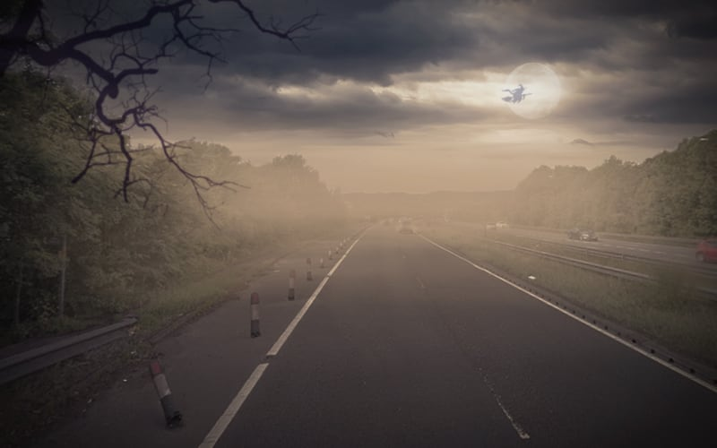 The Most Haunted Road In The U.S.: Ghosts Of Varina Parkway