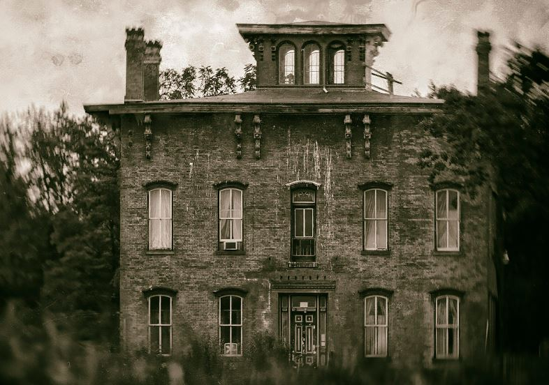 The Haunted Prospect Place In Ohio