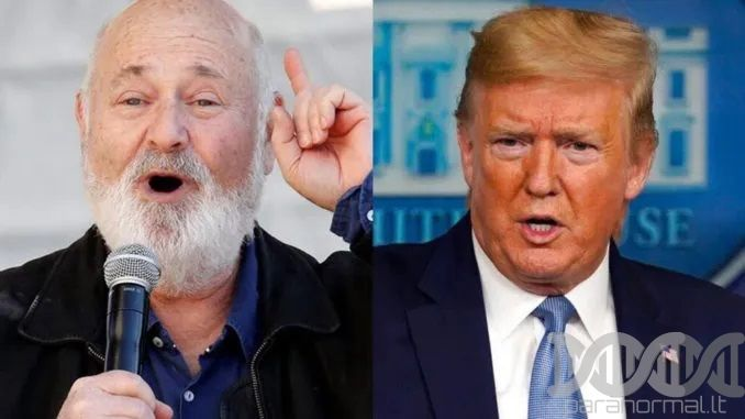 Rob Reiner Says Trump The 'Killer' Will Soon Be Arrested