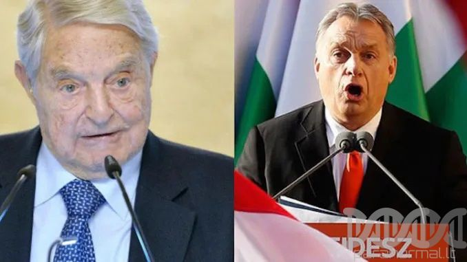 Hungary: George Soros Is Dividing Society to Steal Power Away From Cit