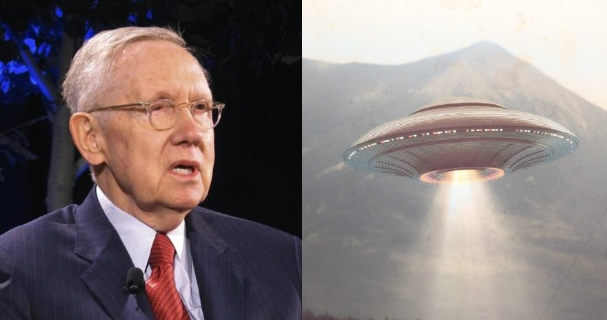 Senator Harry Reid: UFOs Made US Nukes Unlaunchable