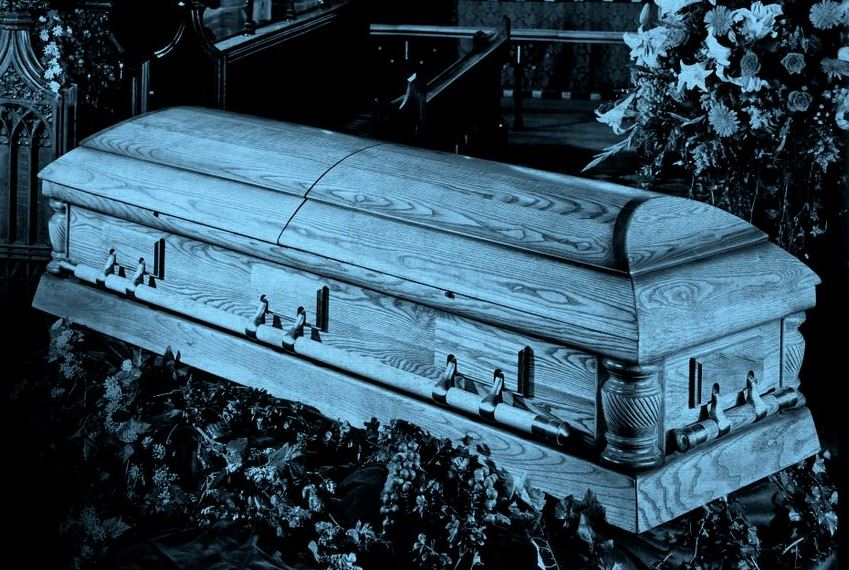 Unexplained Case: The Apparition Of The Coffin