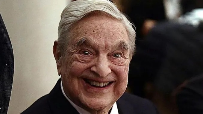 Globalist Soros Pumps Another $1.5 Million Into Los Angeles DA Race