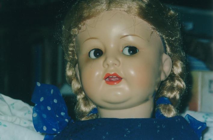 The Story Of Natasha: Terrifying Possessed Doll Of Adolescent Suicide