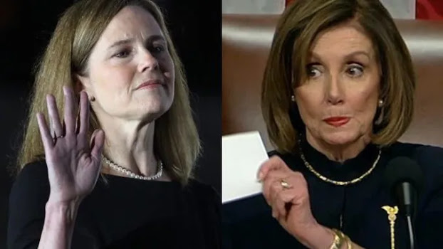 Democrats Consider Impeaching Justice Amy Coney Barrett