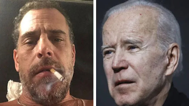 Hunter Biden's 'Laptop From Hell' Linked To FBI Money Laundering Inves