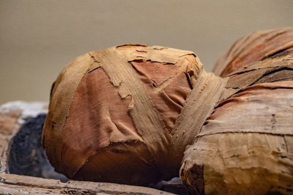 Traces of the treatment described in the papyri are found in the Egypt