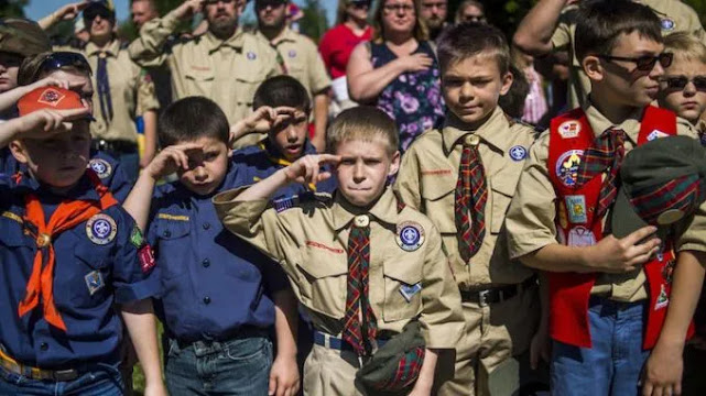 90,000 Boy Scouts Break Silence on Massive Pedophile Ring