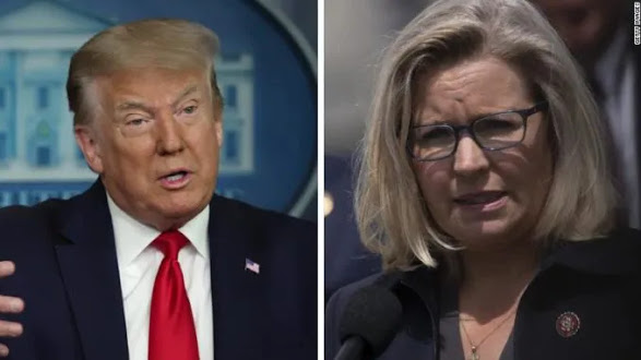 President Trump Rejects Liz Cheney Request To Accept Election Results