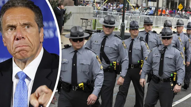 New York Sheriffs Refuse to Enforce Cuomo's Fascist Thanksgiving COVID