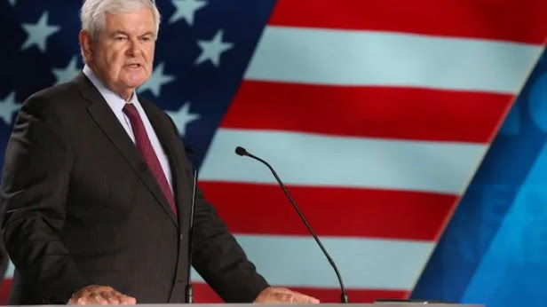 Newt Gingrich: 2020 Election Is 'Biggest Presidential Theft' Since 182
