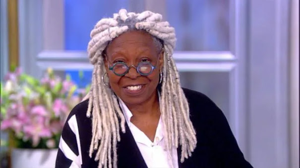 Whoopi Goldberg Says Trump Won't Be Running in 2024 Because He'll Be i