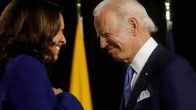 Biden: If Kamala Disagrees With My Morals I'll Develop a Disease and R