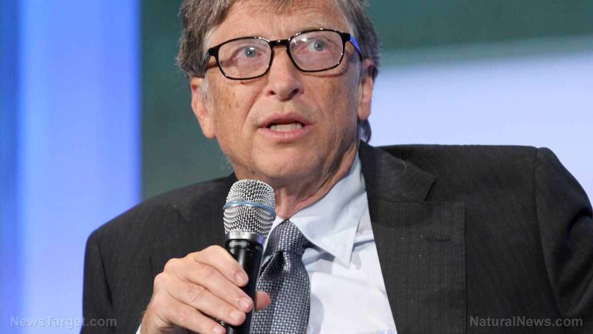 Bill Gates denies ever talking about digital vaccine passports, but