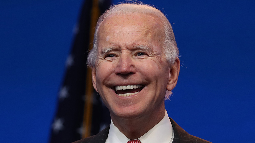 Joe Biden may not be installed in the White House, suggests DNI John R