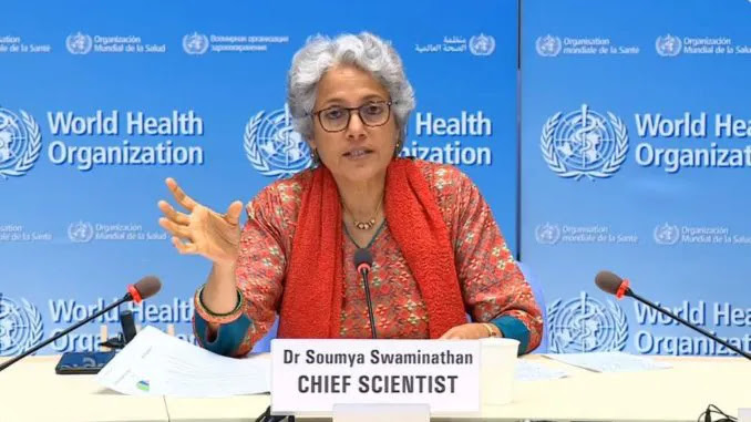 """No Evidence Covid Vaccine Prevents Viral Transmission"" Says WHO Chief"