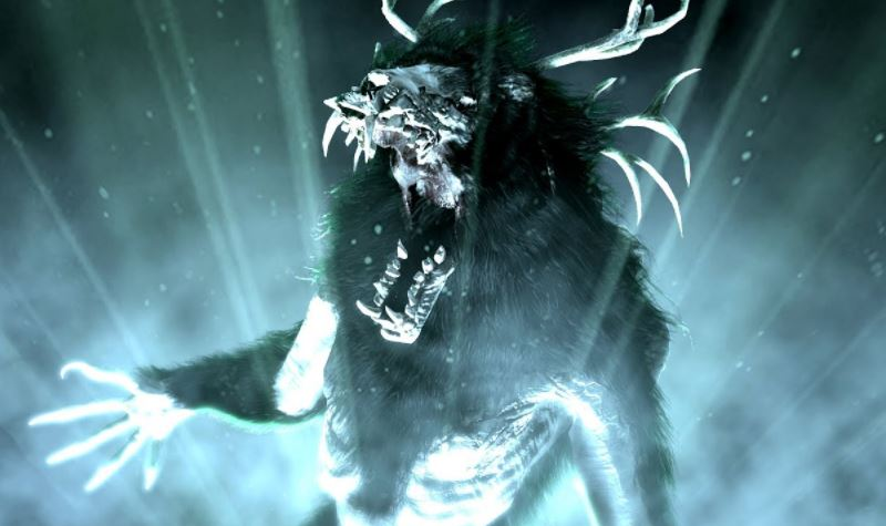 Wendigo: The Winter Cannibal Giant